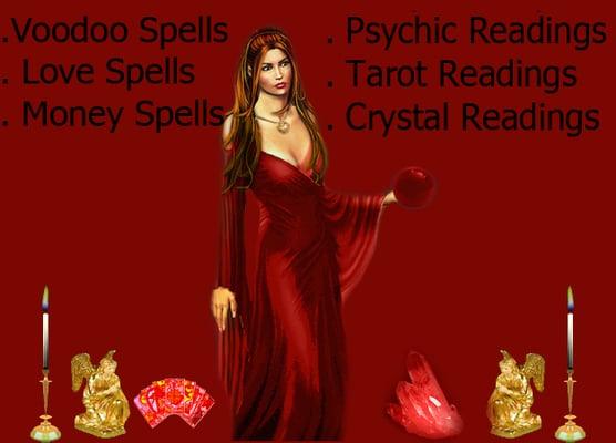 Psychic Voodoo Spells - Psychics - 5474 E Beverly Blvd, Los Angeles
