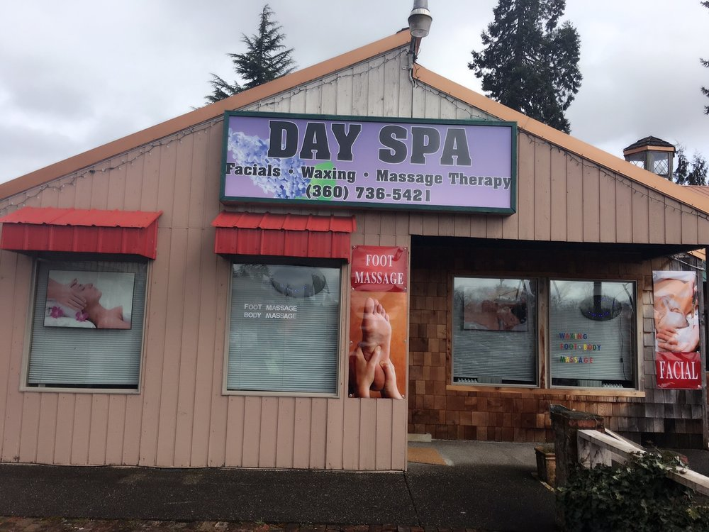 Centralia Day Spa: 125 E High St, Centralia, WA