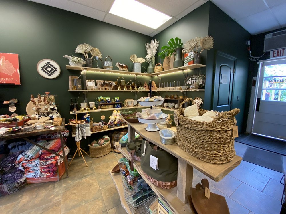 Garden & Mercantile: 2007 Old Hickory Blvd, Old Hickory, TN
