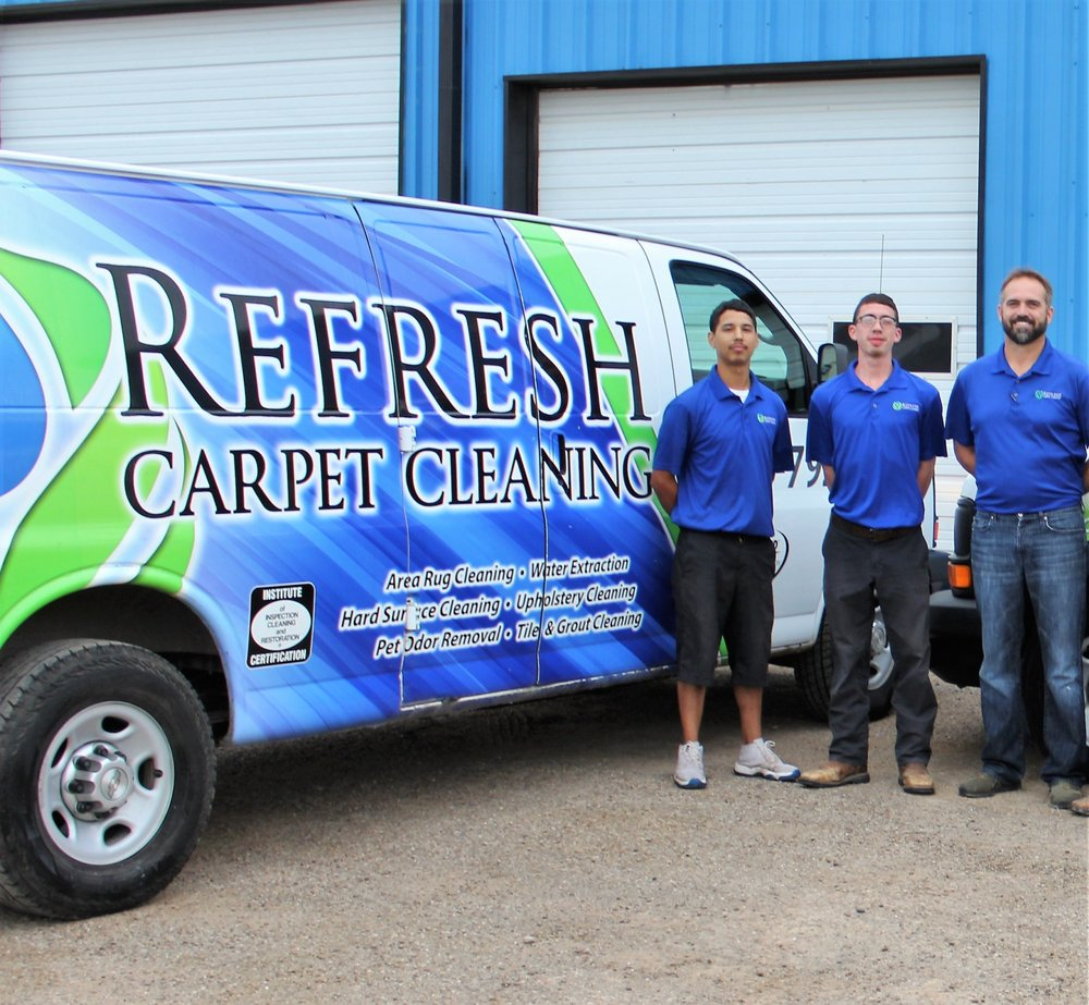 Refresh Carpet Cleaning: 5262 Marsha Sharp Fwy, Lubbock, TX