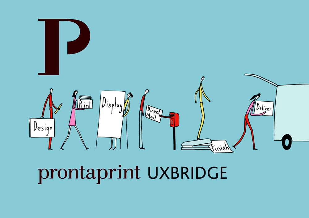 Prontaprint - Get Quote - Printing & Photocopying - 281 High Street ...