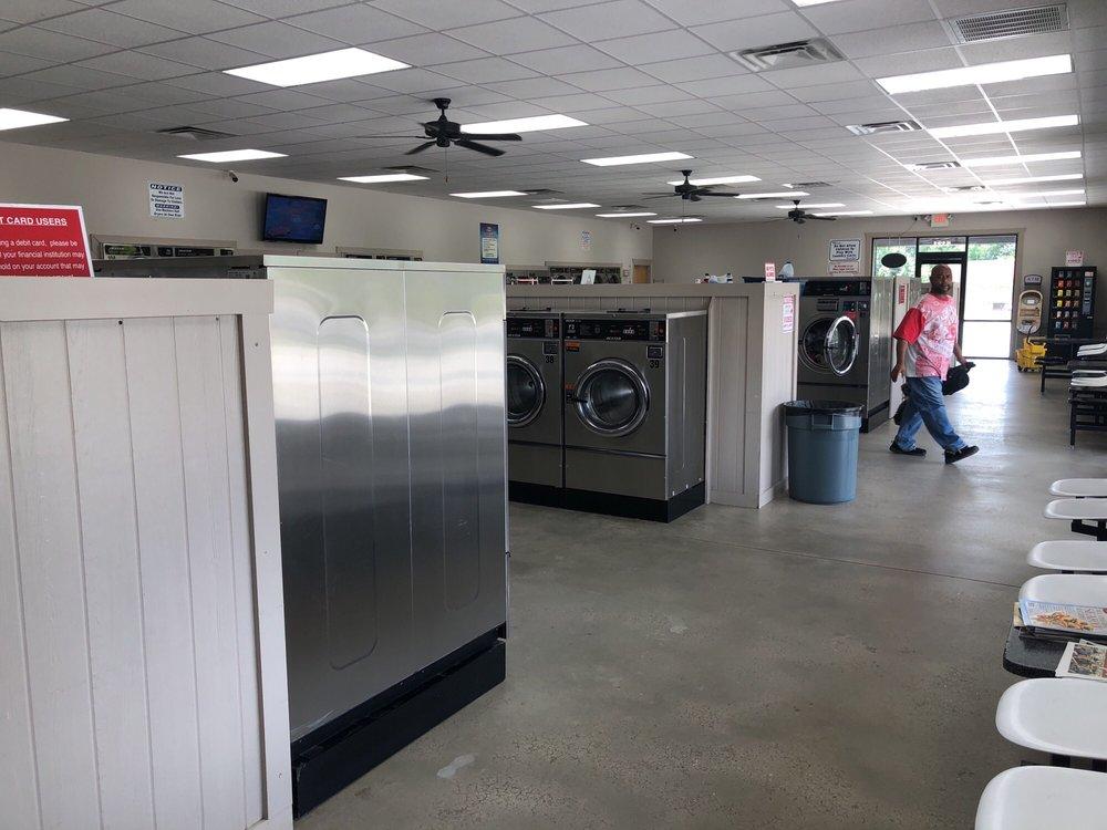 Peanuts Laundromat: 5121 Wrightsboro Rd, Grovetown, GA