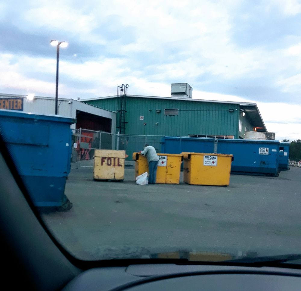 Anchorage Recycling Center >> Remove All Personal Info On Your Mixed Paper Beware Of
