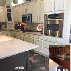 designer cabinet refinishing 39 photos 10 reviews refinishing rh yelp com DIY Cabinet Refinishing DIY Cabinet Refinishing