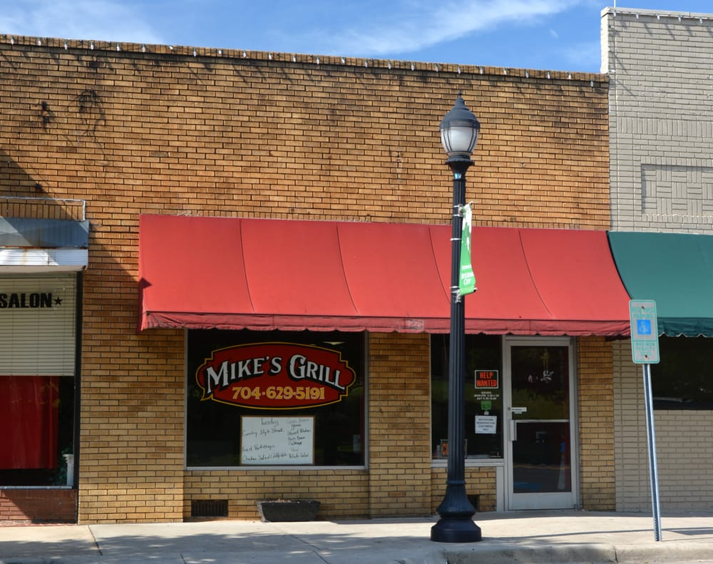 Mike's Grill: 128 W Virginia Ave, Bessemer City, NC