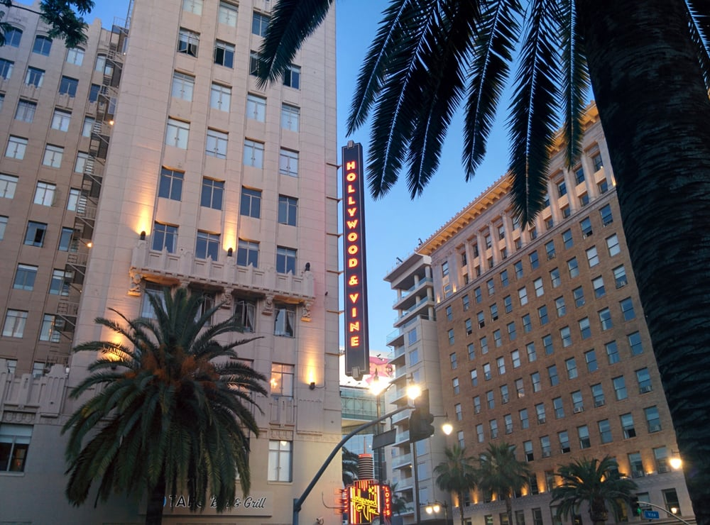 Hollywood ghost walk historical tours 7000 hollywood for Haunted hotels in los angeles ca