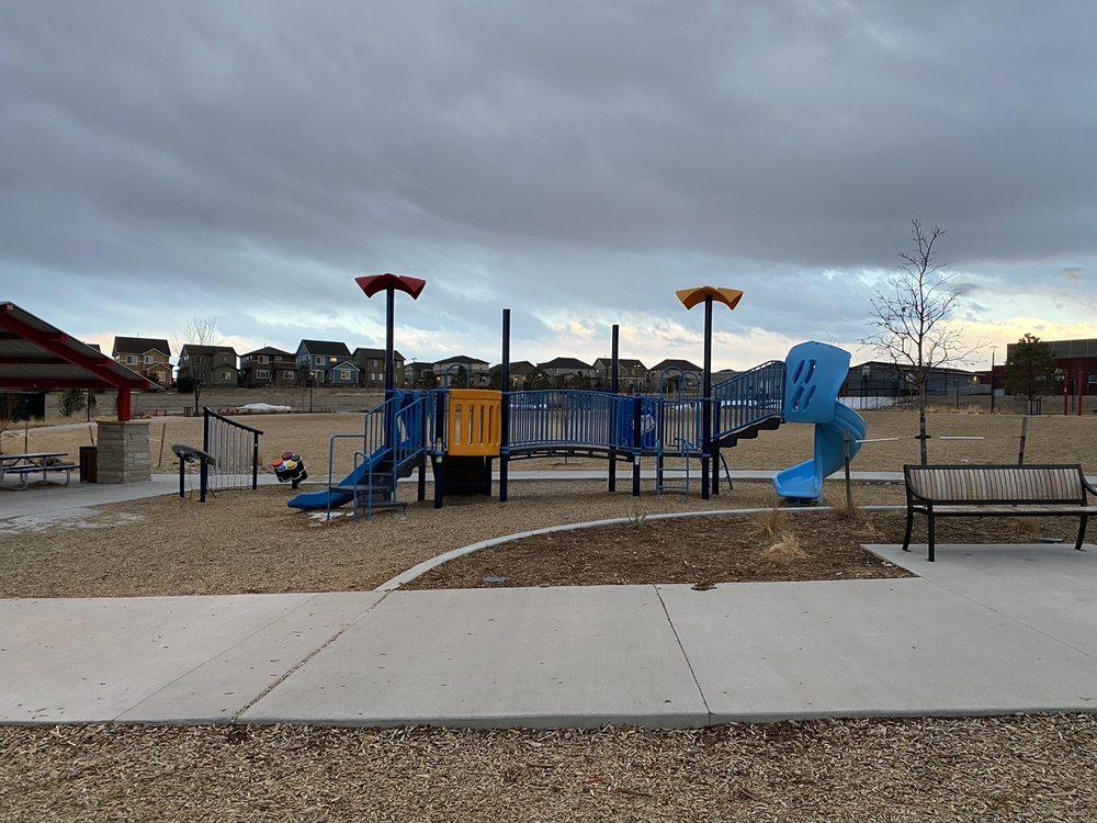Deputy Zack S Parrish III Memorial Park: 2020 Fiddle Rd, Castle Rock, CO