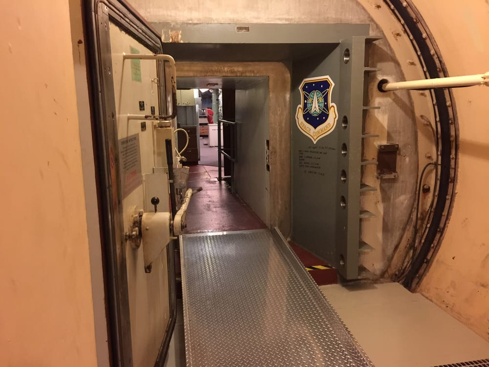 Ronald Reagan Minuteman Missile State Historic Site: 555 113th 1/2 Ave NE, Cooperstown, ND