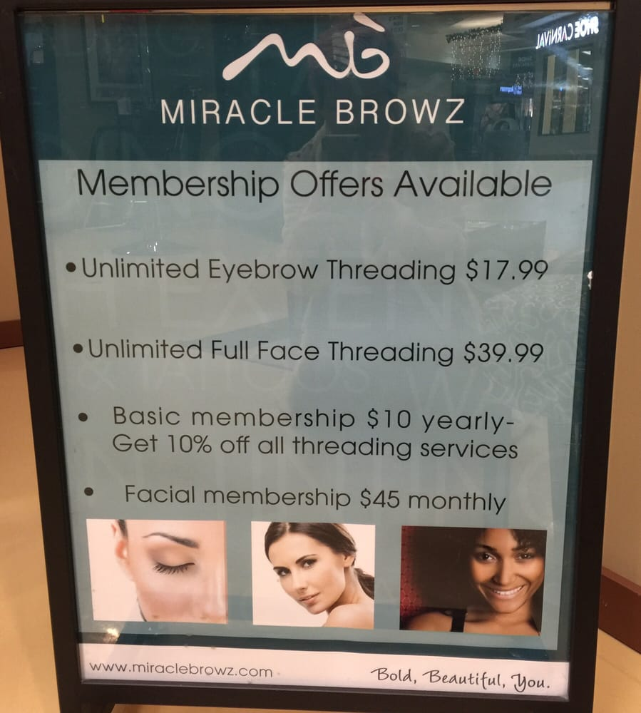 Miracle Browz 10 Reviews Hair Salons 32233 Gratiot Ave