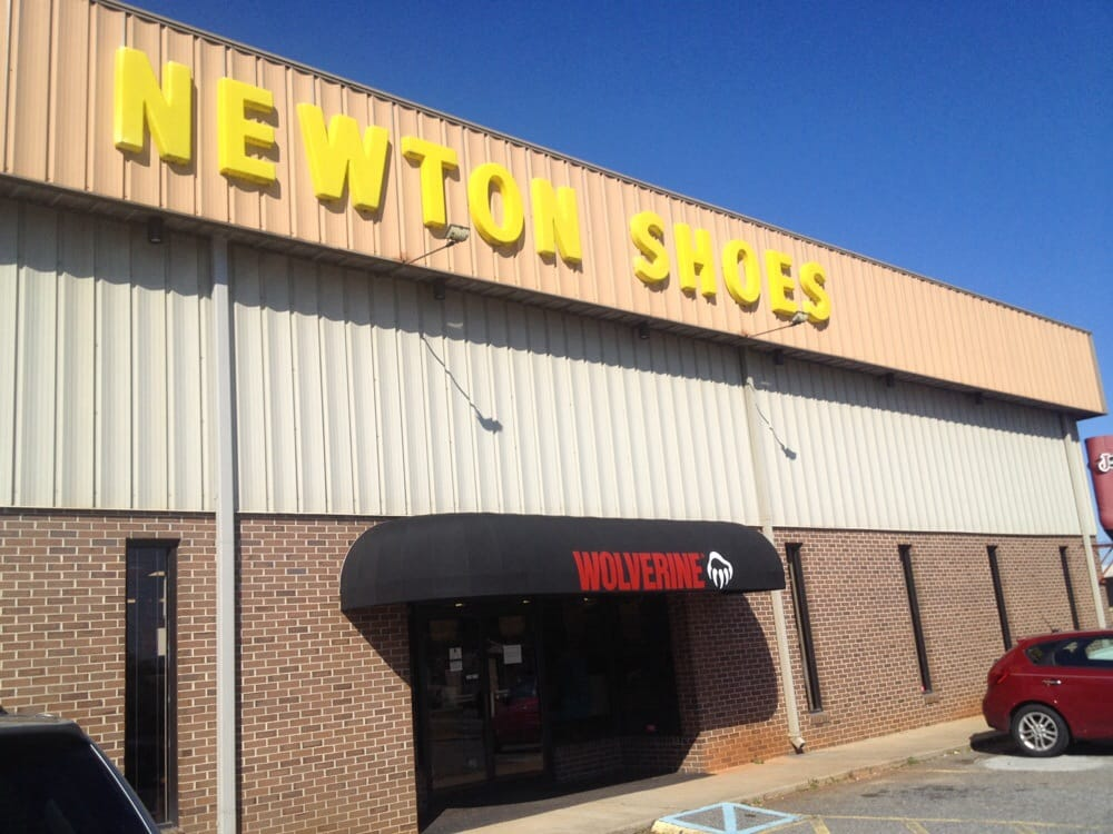 Newton Shoes: 116 W Shockley Ferry Rd, Anderson, SC