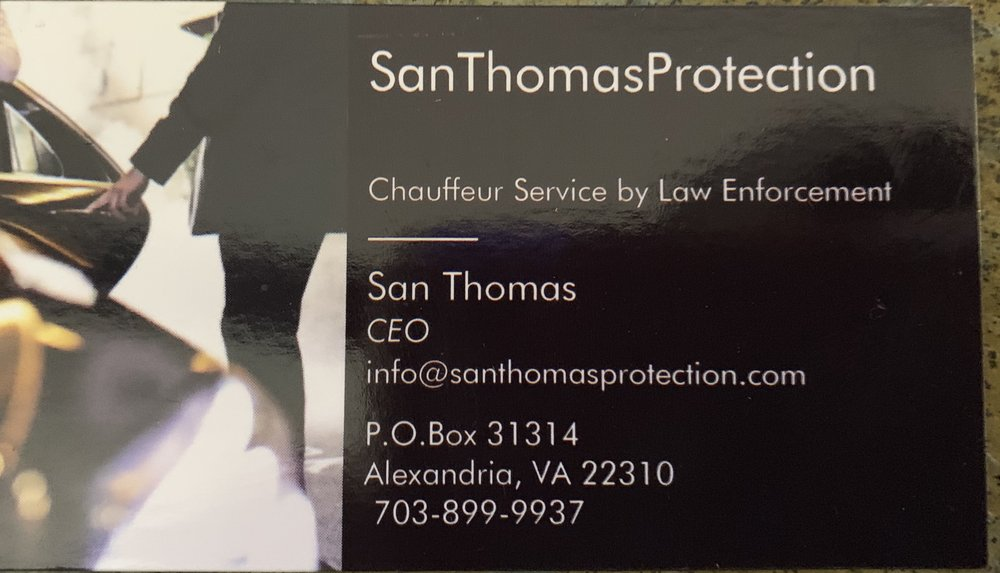 San Thomas Protection Driving Service