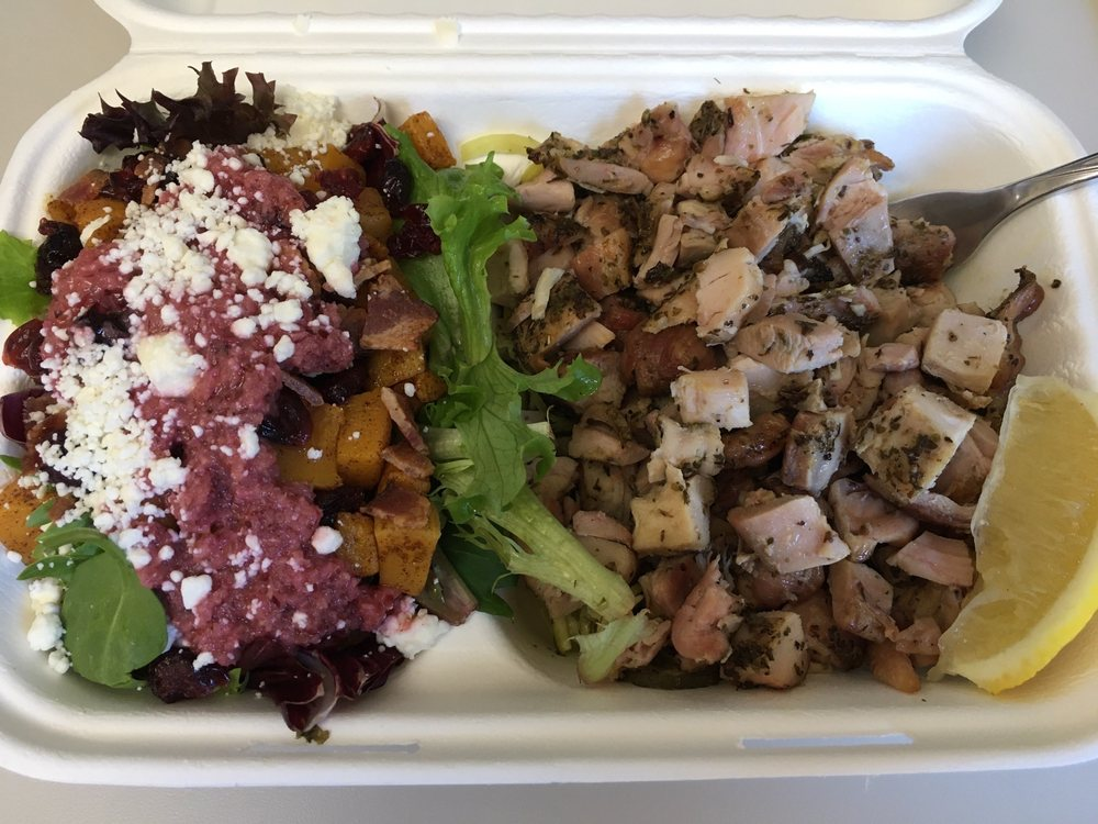 The Smokey Palette Organic Grill: 404 S Main St, Yreka, CA