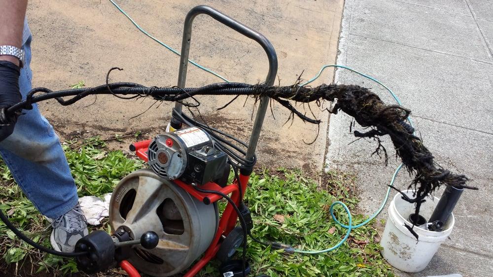 Low Cost Drain Plumbing