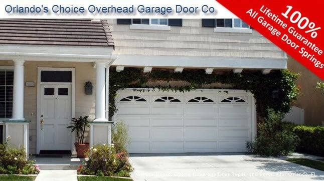 Orlando s choice overhead garage door repair company for Garage doors orlando fl