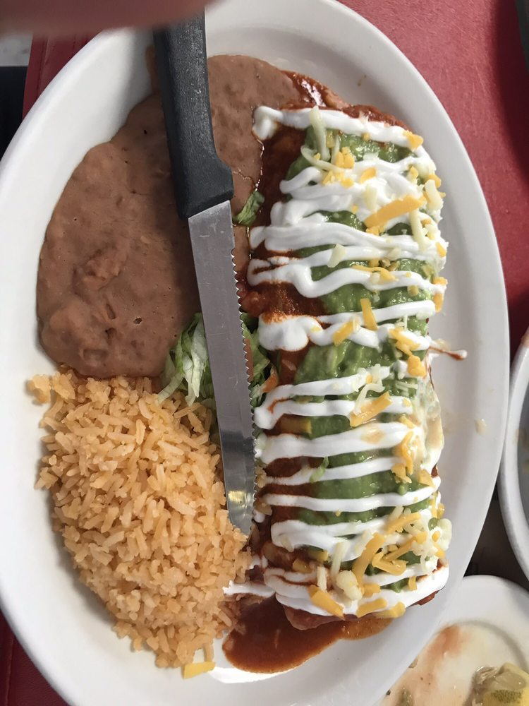 La Fiesta Cafe: 1844 E 10th St, Douglas, AZ