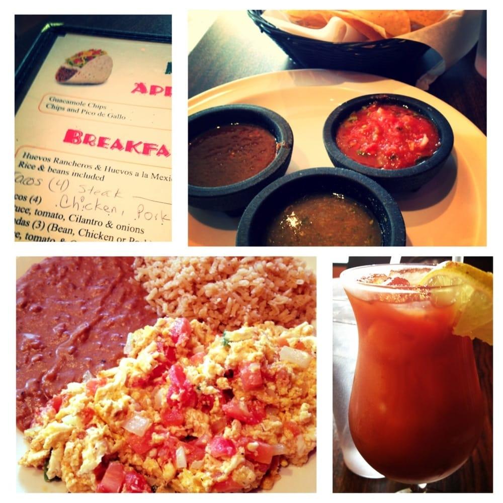 La Casa De Alberto Mexican Food