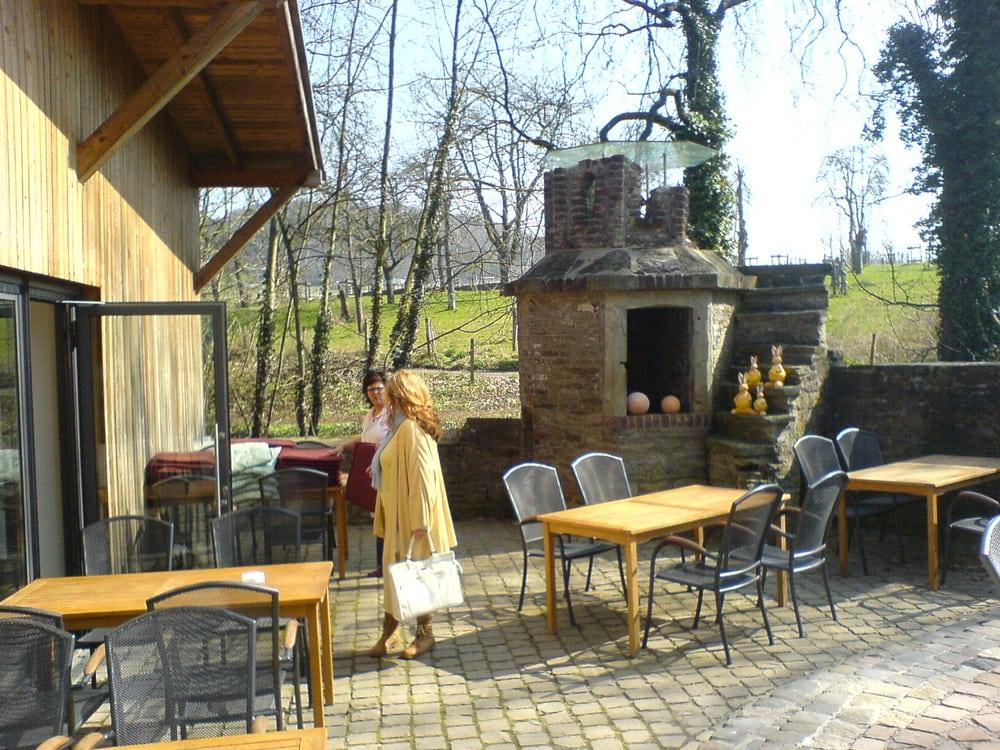Schloss Werdringen Cafe