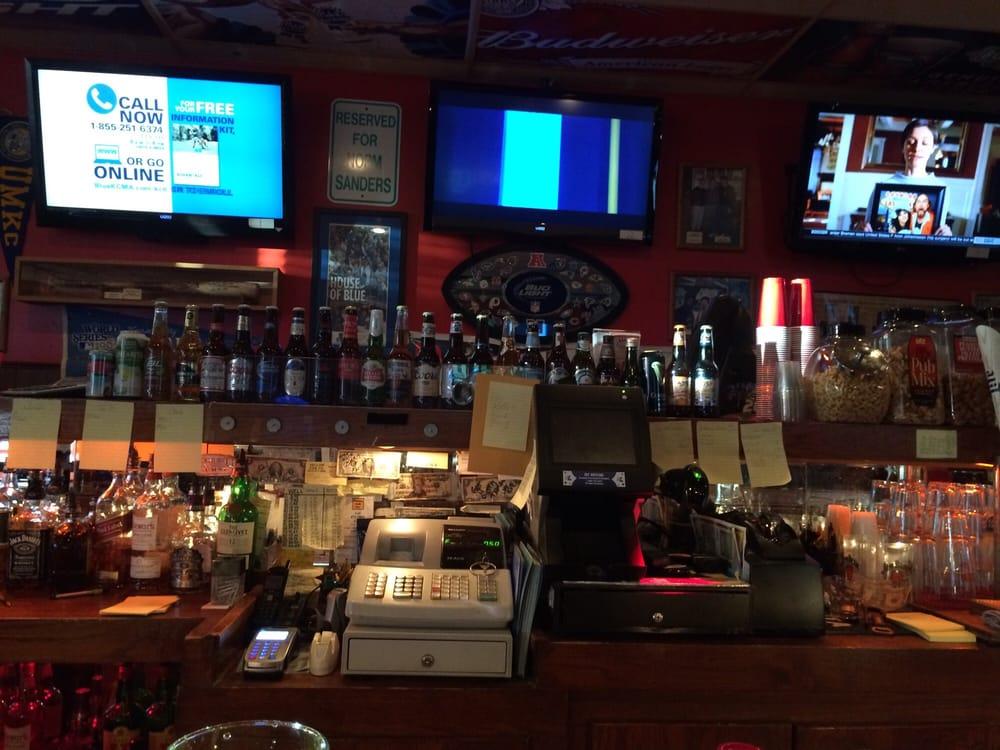 Patrick's Bar and No Grill