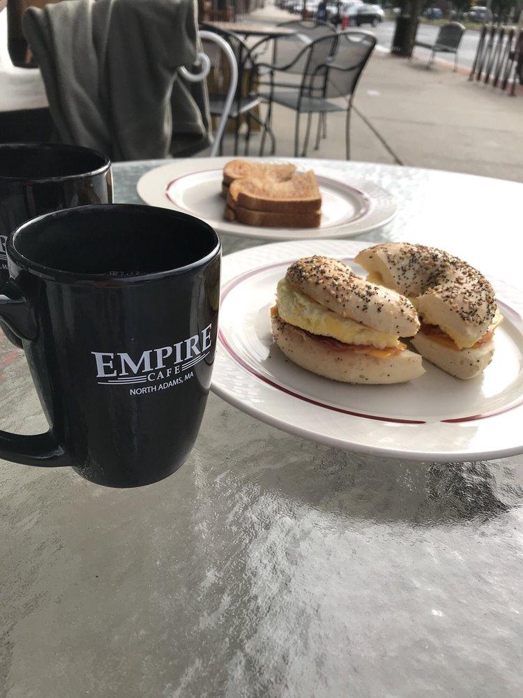 Empire Cafe: 57 Main St, North Adams, MA