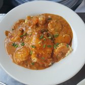 ... Oyster Bar - Ithaca, NY, United States. 1/2 order of shrimp and grits