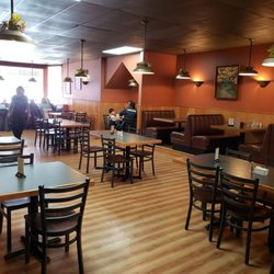 Photo Of The Green Tree Restaurant Chillicothe Oh United States Dining Area