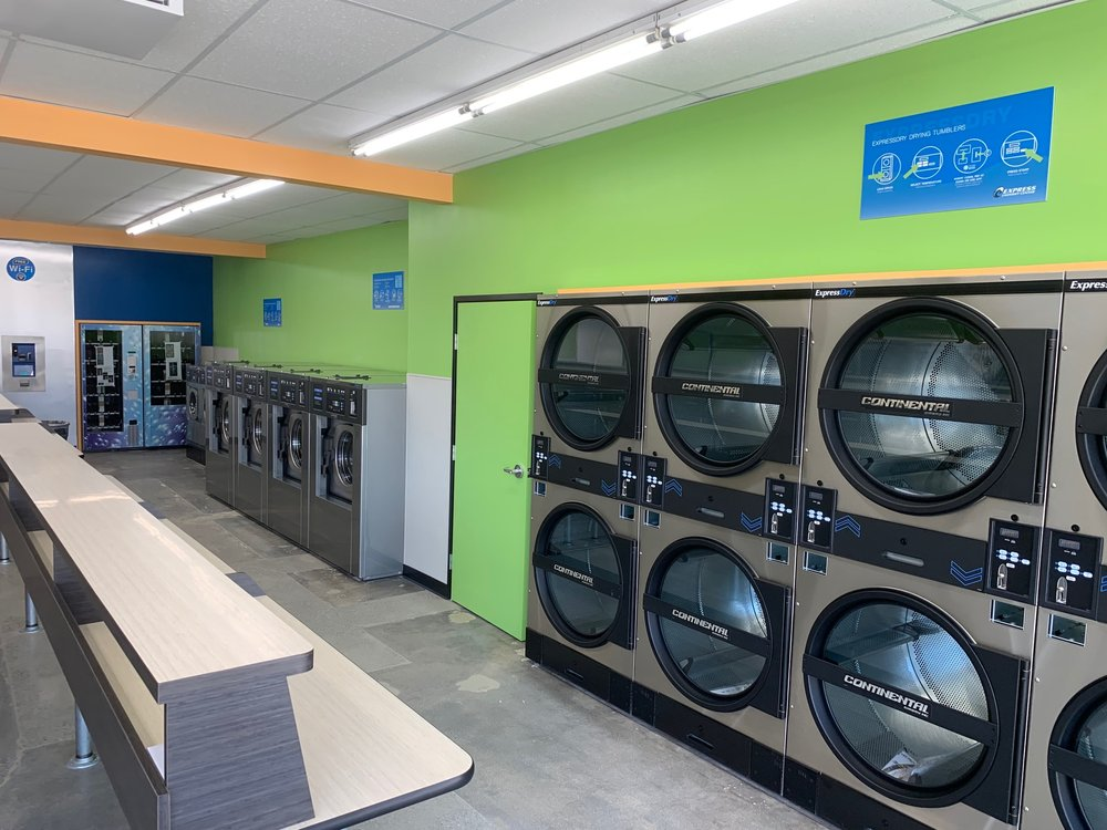 Florence Express Laundry: 4220 Florence Ave, Bell, CA