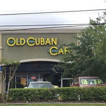 Old Cuban Cafe In Orlando Fl