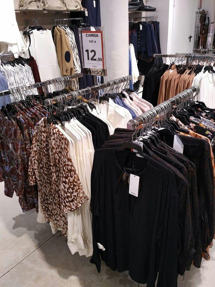 36570ab6904 Mango Outlet - 11 Avis - Vêtements pour femmes - Carrer Girona
