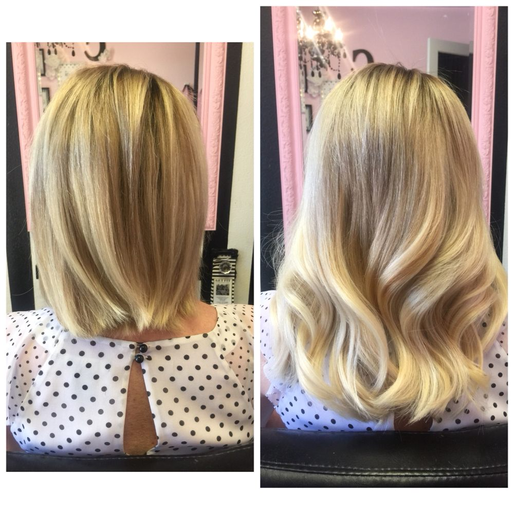 Shadow Root And Extensions To Add A Bit Of Length For The Perfect
