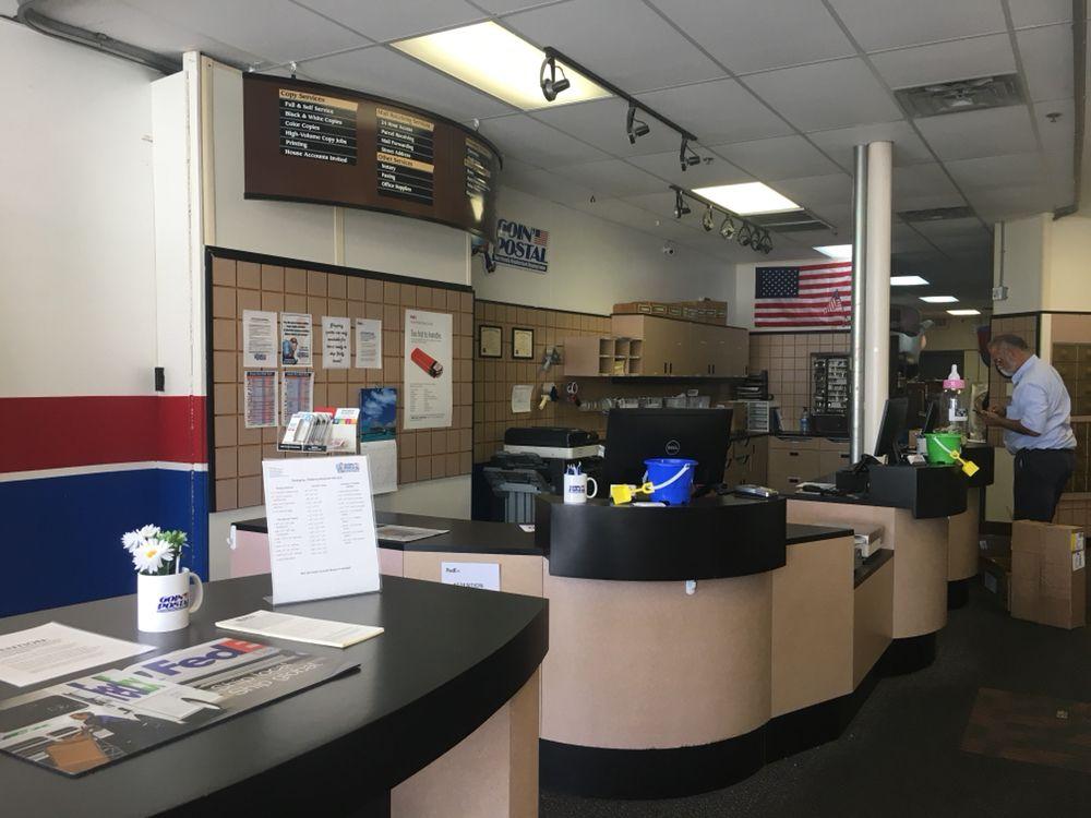 Goin' Postal of Jacksonville NC: 1250 Western Blvd, Jacksonville, NC