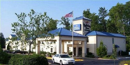 Photo Of Holiday Inn Express Hotel Fuquay Varina Nc United