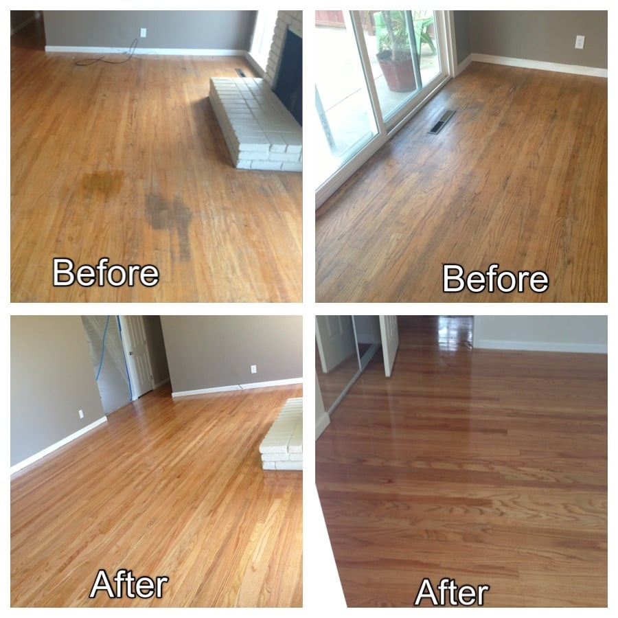 King hardwood flooring 11 reviews flooring 979 for Oakland flooring