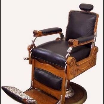 Photo Of The Barberu0027s Chair   Mississauga, ON, Canada