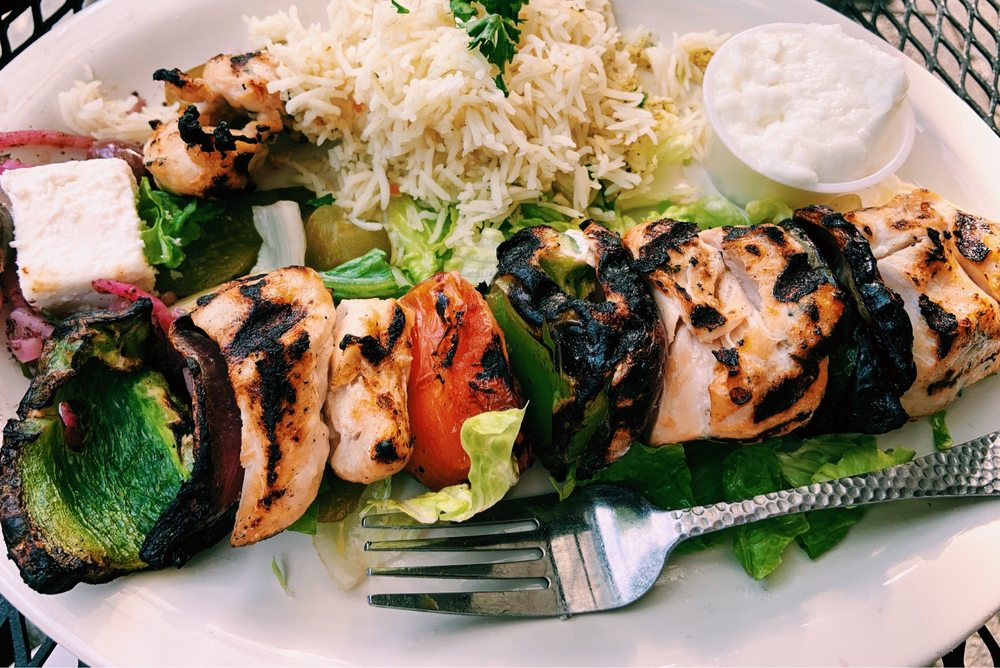 Canal Bistro Mediterranean Grille: 6349 Guilford Ave, Indianapolis, IN