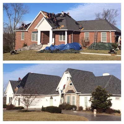 Photo Of Express Roofing   Lexington, KY, United States. Express Roofing In  Mt