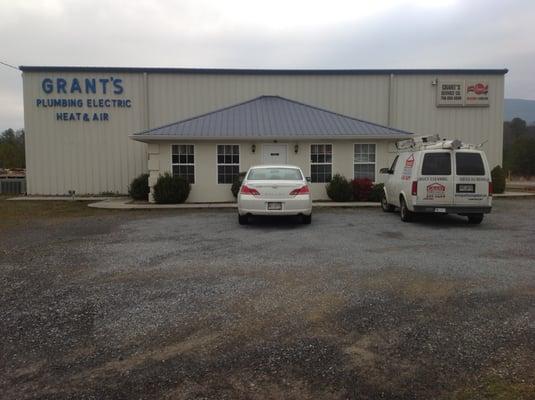 Photo Of Grant Plumbing Heating Inc Chatsworth Ga United States