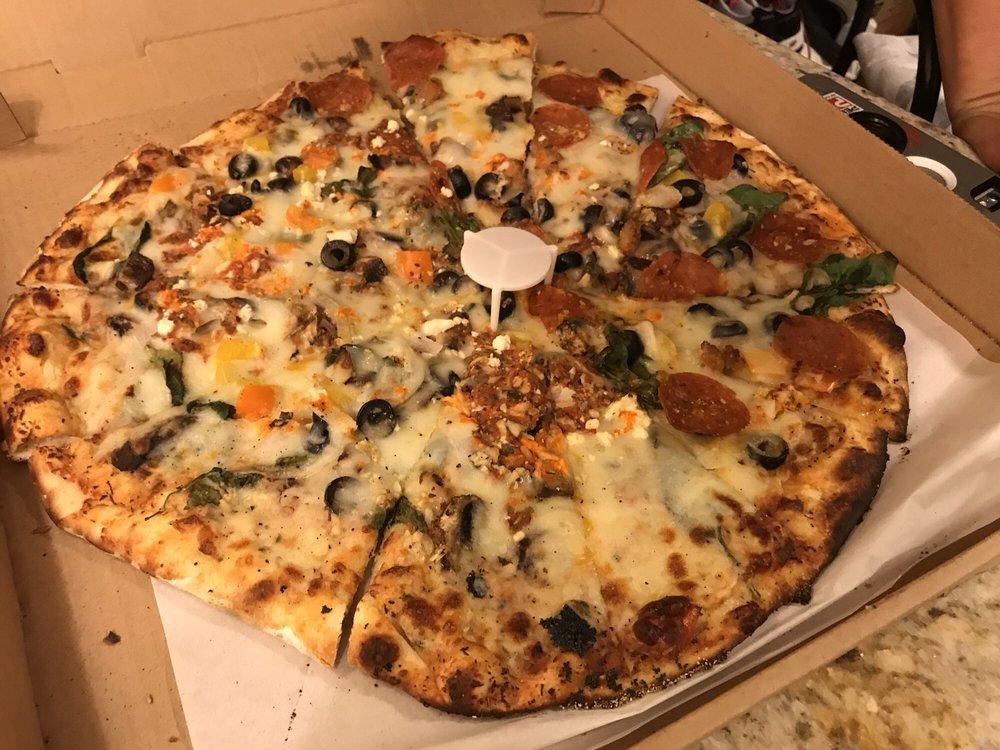 Doughlicious Pizza