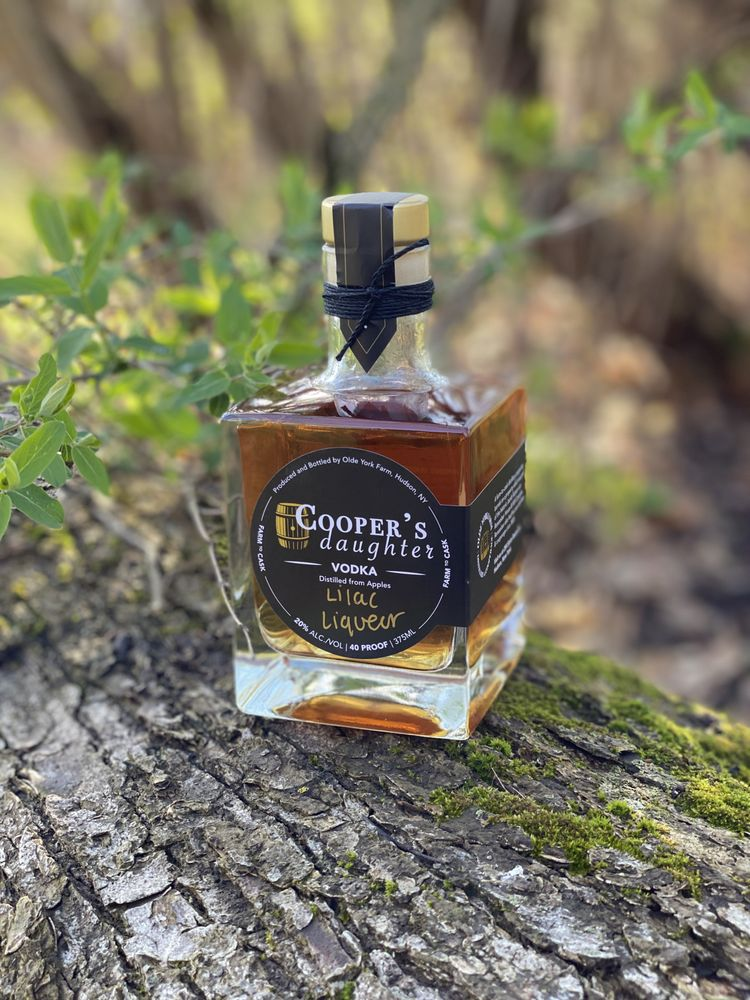 Cooper's Daughter Spirits at Olde York Farm: 284 State Route 23, Claverack, NY