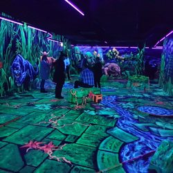 NeonGolf - Mini Golf -...