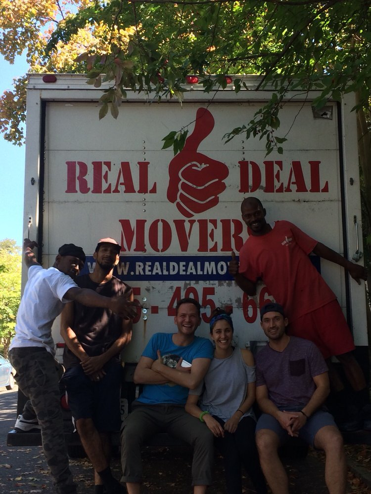 Real Deal Movers: Rockville, MD