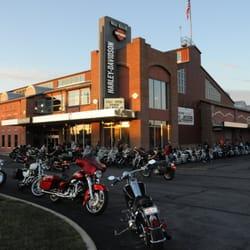 Mad River Harley-Davidson - Motorcycle Dealers - 5316 Milan Rd ...