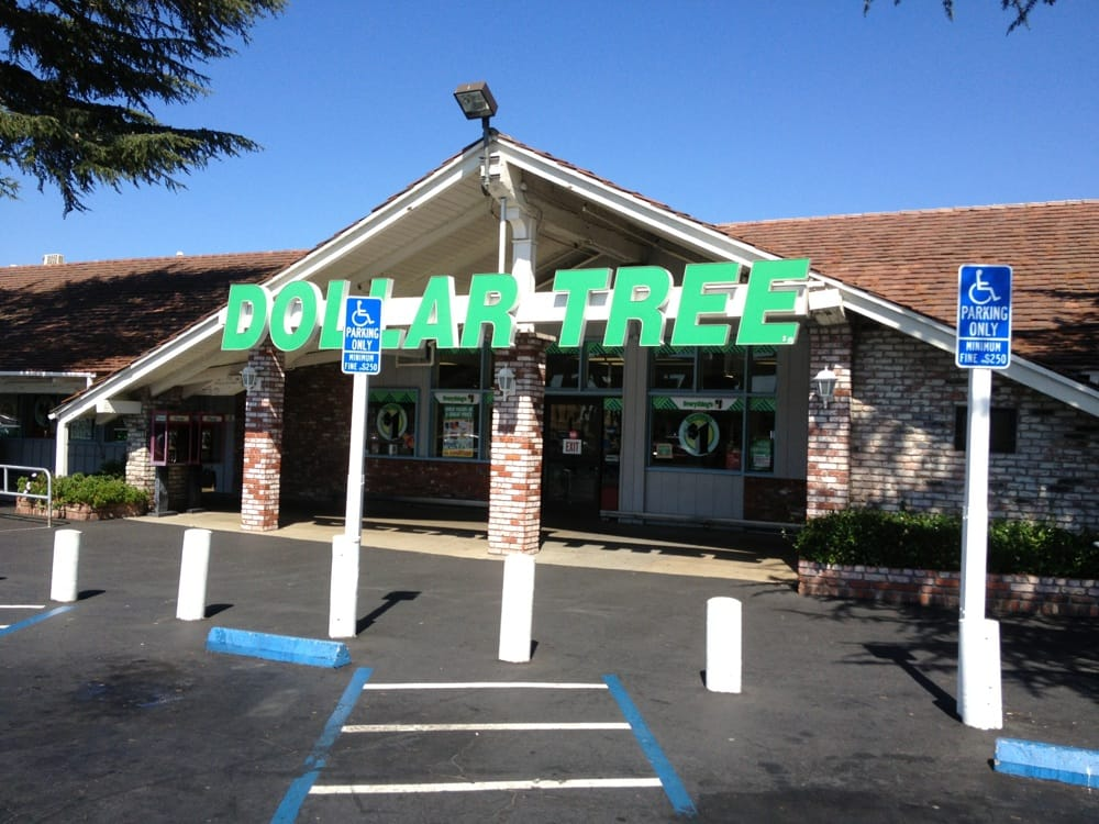 Dollar Tree: 14406 Union Ave, San Jose, CA