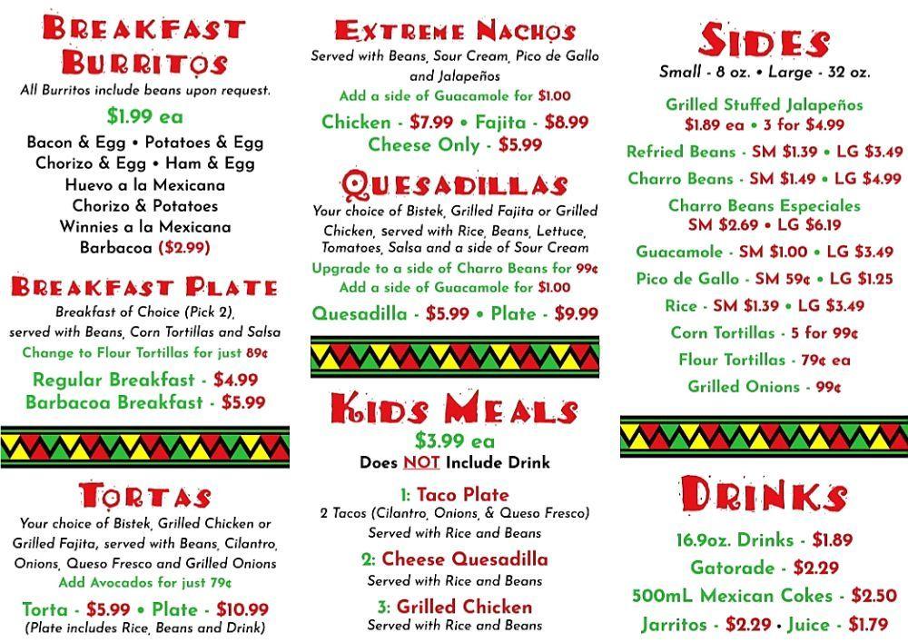 Mr  Ruiz Mexican Grill - 23 Photos - Tacos - 2101 S
