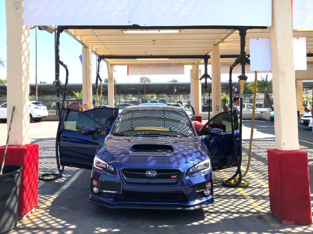 Crystal Clean Car Wash: 3003 E Gage Ave, Huntington Park, CA