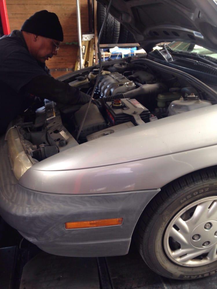 24th & Imperial Auto Repair: 2401 1/2 Imperial Ave, San Diego, CA