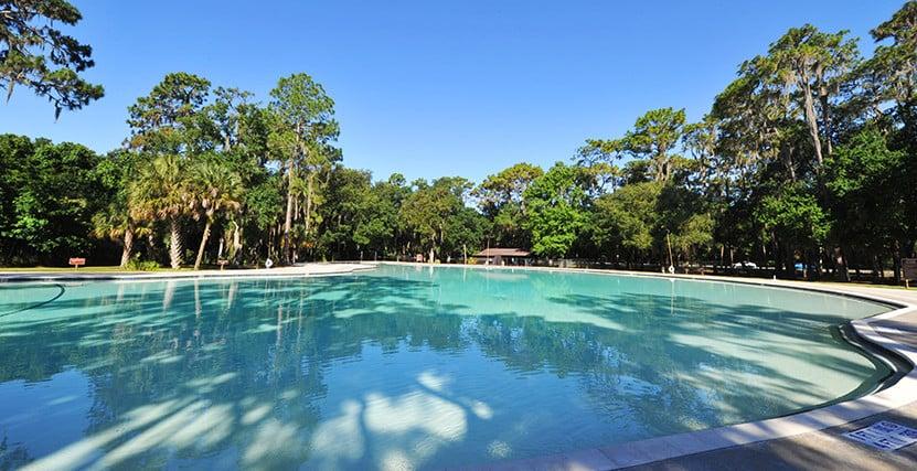 Hillsborough State Park Poolside Cafe Thonotosassa Fl