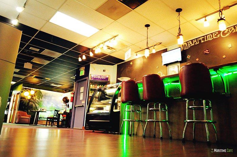 Maritime Cafe: 17415 SE McLoughlin Blvd, Portland, OR