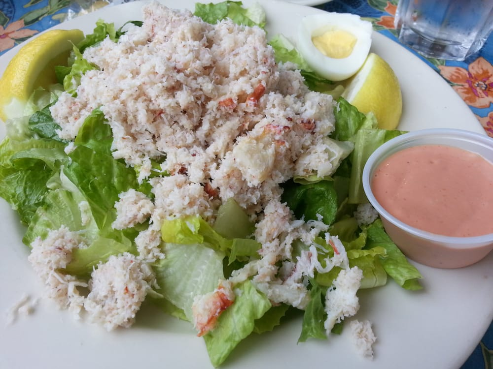 Mediocre crab louis yelp for Sea city fish and chicken