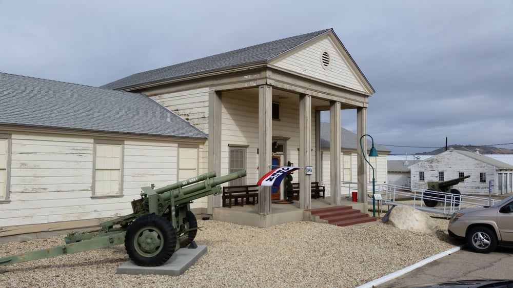 Camp Roberts Historical Museum: 114 New Mexico Ave, San Miguel, CA