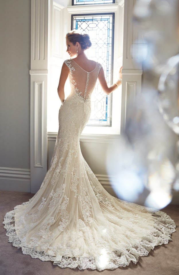 Camellia Wedding Gown - 24 Photos & 10 Reviews - Bridal - 1396 Don ...